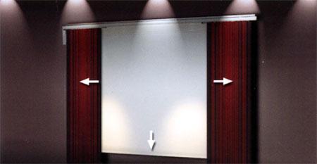 Accessoires d'écrans tv