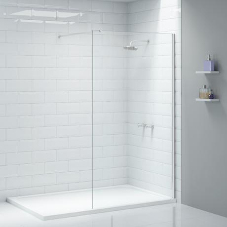 Ecrans et parois de douche comparez les prix pour - Paroi de douche italienne castorama ...