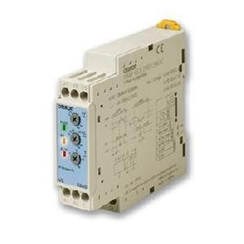 Relais de contrôle de tension k8ab-vs3 200/230vac