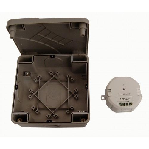 module encastrable boitier etanche di o chacon myfox. Black Bedroom Furniture Sets. Home Design Ideas