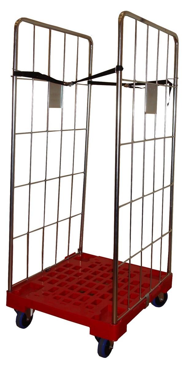 conteneur isotherme sur roulette. Black Bedroom Furniture Sets. Home Design Ideas