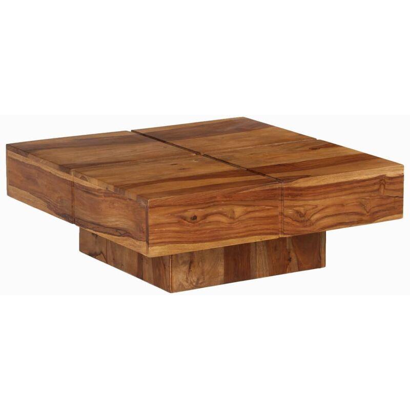 Table Basse Ronde Dallas En Verre Dépoli Taupe Comparer Les