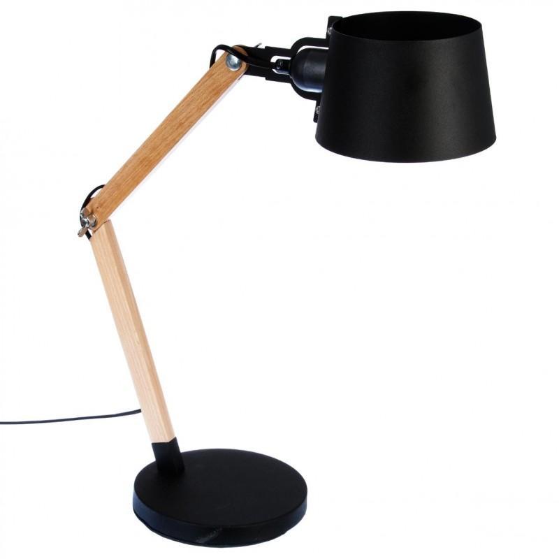 Noir Lampe Bois Paris En Prix À Poser 60cm hdCrQxts