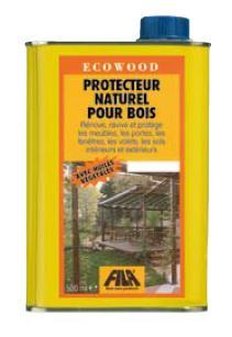 Traitement protecteur - fila ecowood