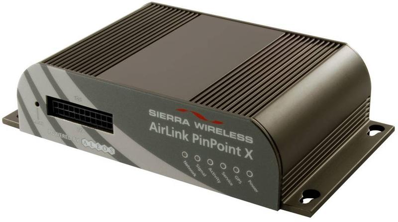 AIRLINK PINPOINT X PLATEFORME DE COMMUNICATION MOBILE 3G