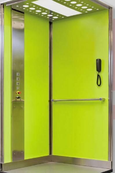 Mini-ascenseur sireco