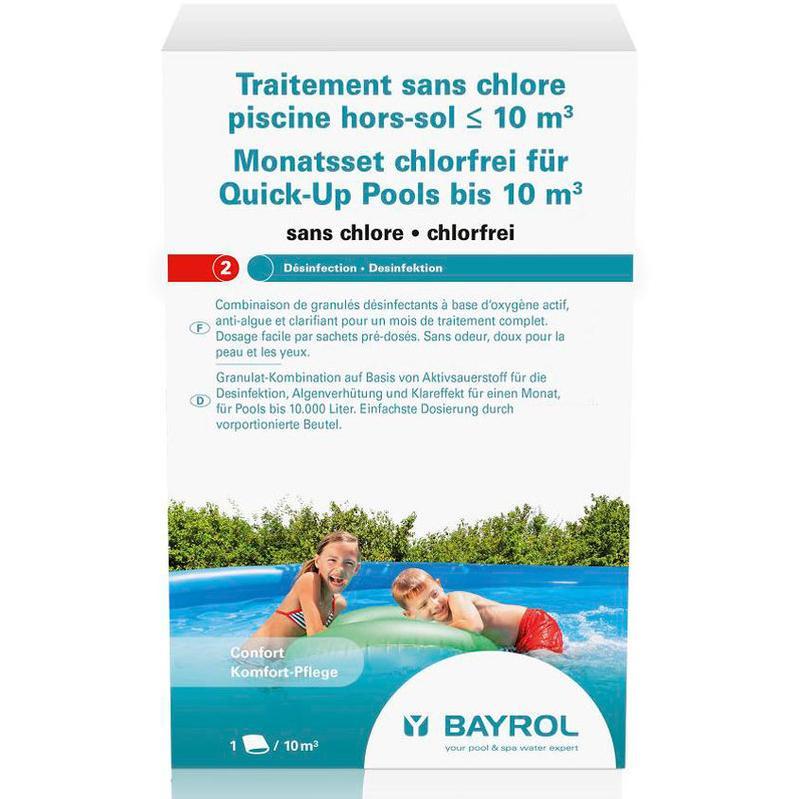Traitements d 39 eau pour piscine comparez les prix pour for Traitement piscine