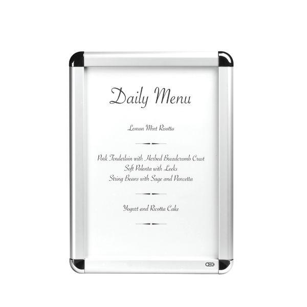Porte menus tous les fournisseurs porte menu mural - Cadre photo plastique mural ...