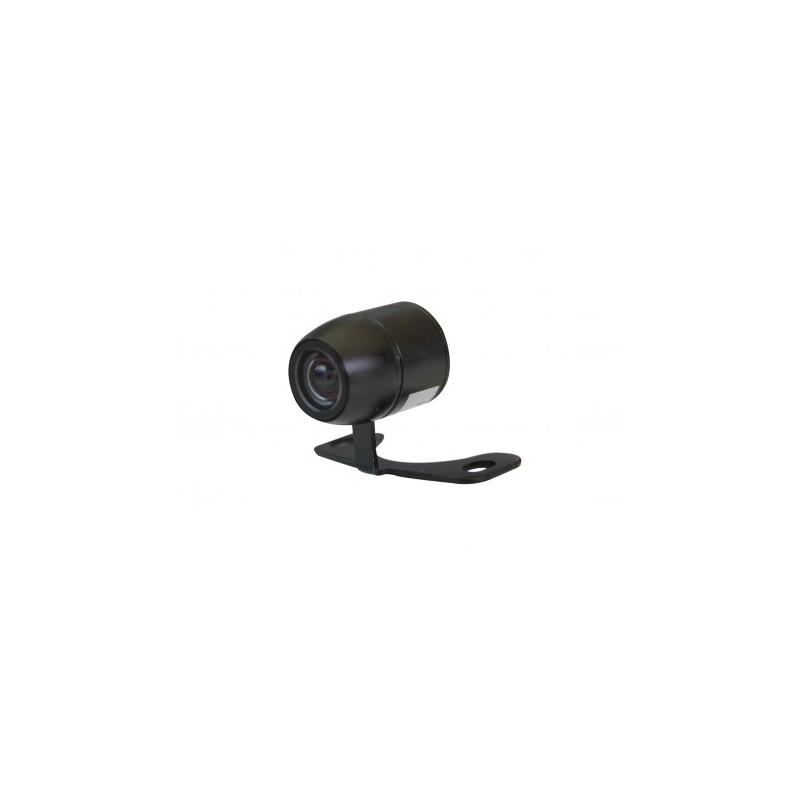Micro-caméra sur plaque
