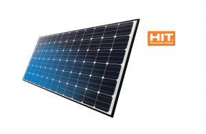panneaux solaires photovoltaiques panasonic hit. Black Bedroom Furniture Sets. Home Design Ideas