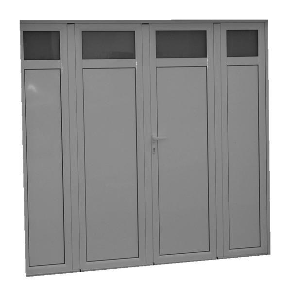 Portails comparez les prix pour professionnels sur for Porte de garage 2 40 x 2 15