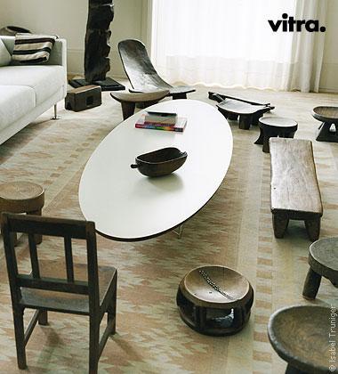 tables basses elliptical table etr. Black Bedroom Furniture Sets. Home Design Ideas