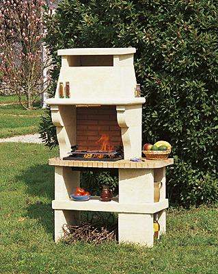Barbecues tous les fournisseurs barbecue jardin - Barbecue jardin fixe ...