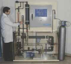 Générateur de bioxyde de chlore avec boucle d'enrichissement