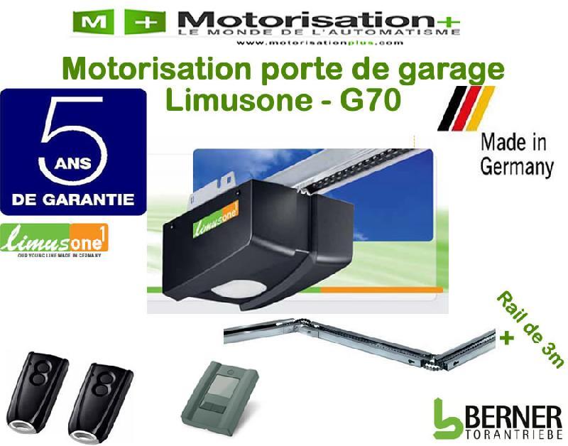 Motorisation porte de garage limus one g70 comparer for Limus one g70 motorisation porte de garage
