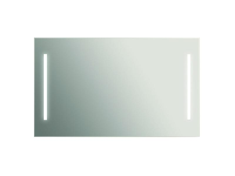 Miroirs de salle de bain comparez les prix pour for Miroir 120 cm