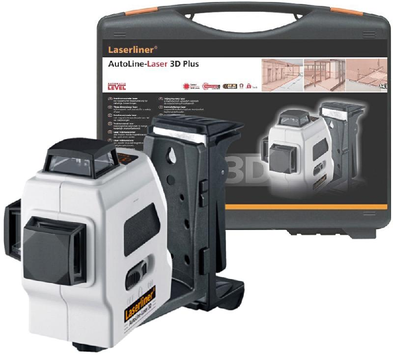 LASERLINER AUTOLINE-LASER 3D +