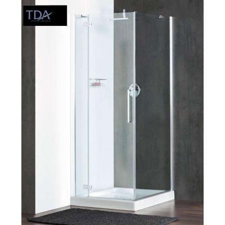 Ecrans et parois de douche tda achat vente de ecrans for Porte de douche fixe