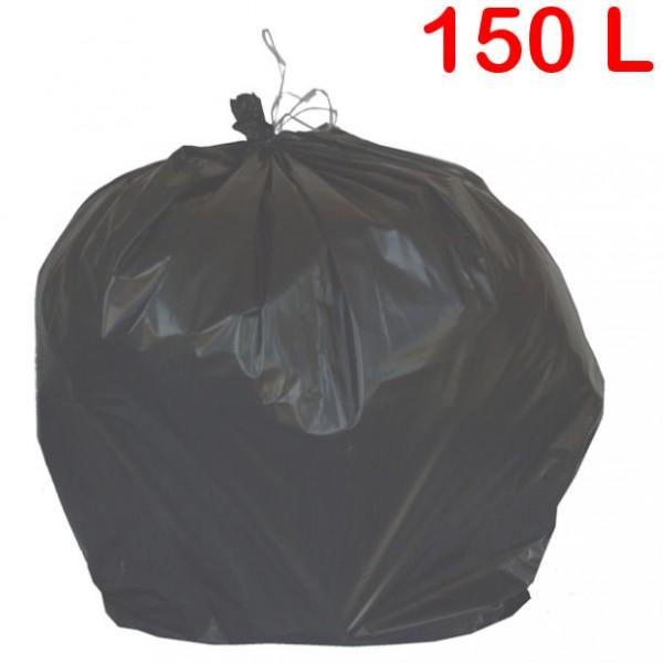 sac poubelle a dechets standards 150l. Black Bedroom Furniture Sets. Home Design Ideas