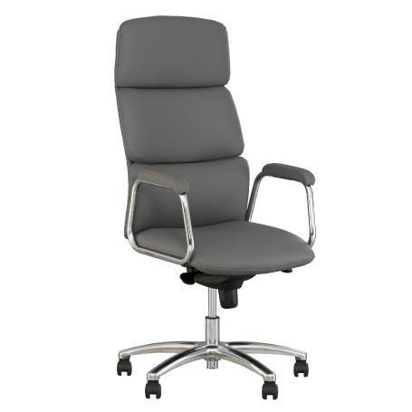 California fauteuil de direction synchrone, ergonomique. gris