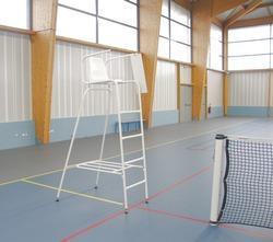 equipement sportif interieur chaise d 39 arbitre. Black Bedroom Furniture Sets. Home Design Ideas