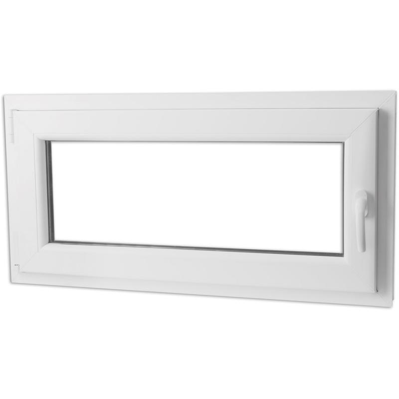 Fen tres oscillo battantes comparez les prix pour for Fenetre triple vitrage aluminium