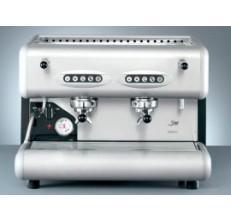 MACHINE À CAFÉ PROFESSIONNELLE 2 GROUPES -DELUXE- MACHINE EXPRESSO -CONTENANCE : 12 L