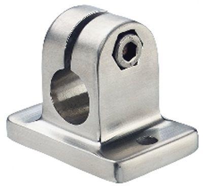 Noix de serrage a embase inox 92 145 1 - Noix de serrage ...