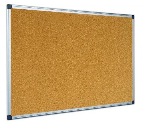 tableau d 39 affichage premium liege 1200x900 50 punaises t te ronde. Black Bedroom Furniture Sets. Home Design Ideas