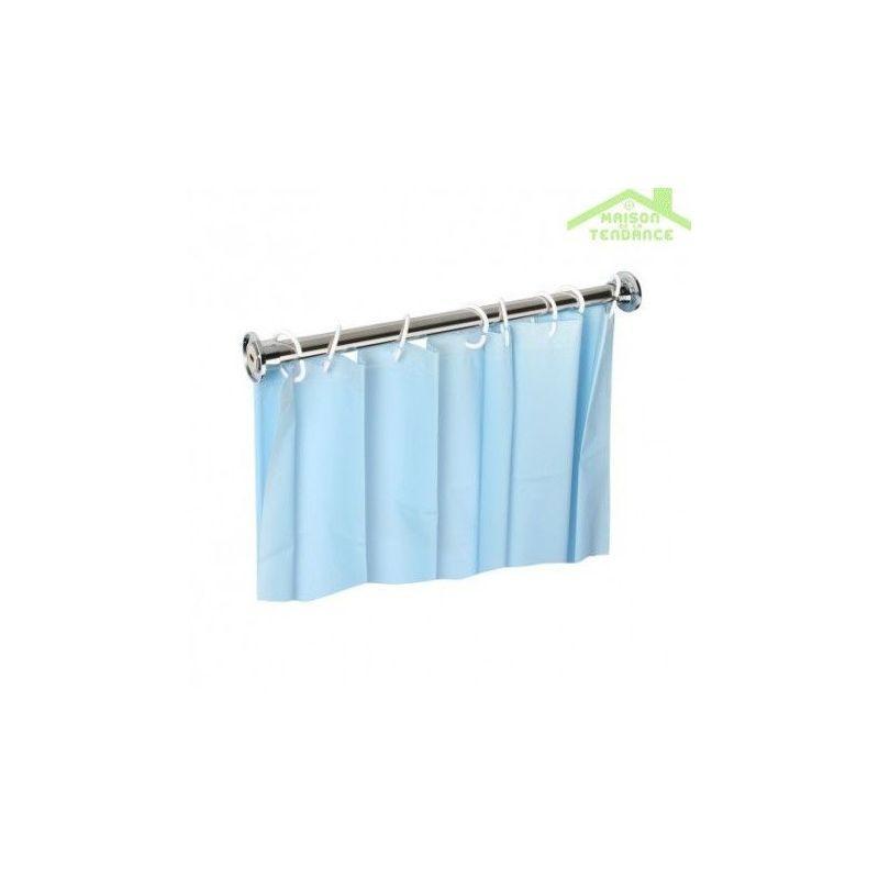 Tringles et barres rideau bemeta achat vente de for Support pour rideau de douche