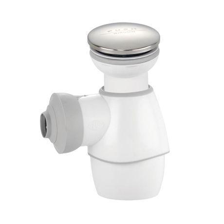 bonde de lavabo clic clac siphon tout en un 30720547 comparer les prix de bonde de lavabo clic. Black Bedroom Furniture Sets. Home Design Ideas