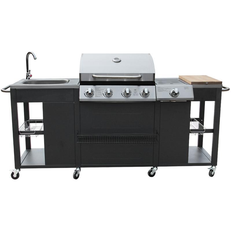 Barbecue ext rieur tous les fournisseurs de barbecue for Four barbecue exterieur