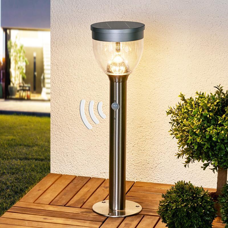 Borne lumineuse en inox tous les fournisseurs de borne for Luminaires exterieurs blooma