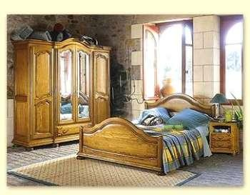 Chambre a coucher differents modeles for Exemple de chambre a coucher