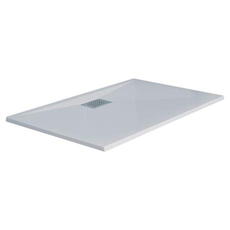 Receveur douche blanc kinedo kinesurf 180 x 80 cm comparer les prix de receveur douche blanc - Receveur de douche 70x100 ...