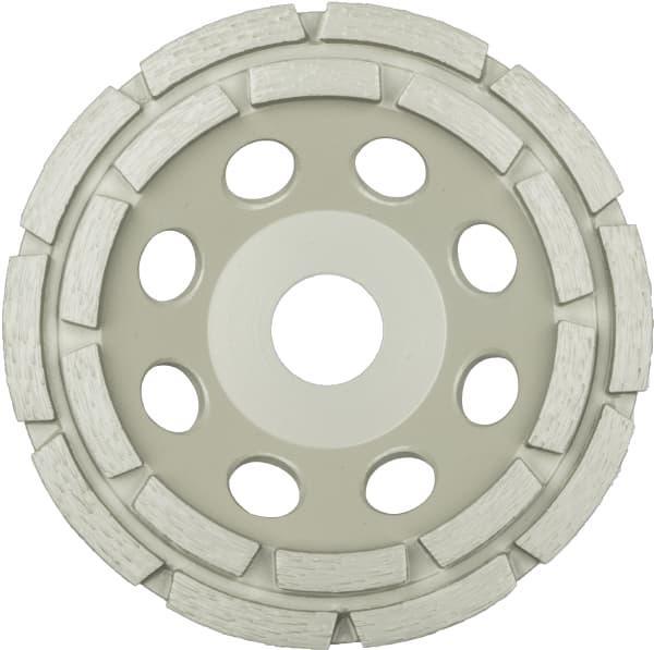 Ds 300 b - extra plateaux diamantés pour meuleuses d'angle pour béton, chape, matériaux de construction - kingspor
