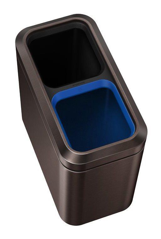 Poubelle compacteur tous les fournisseurs de poubelle - Poubelle trois compartiments ...