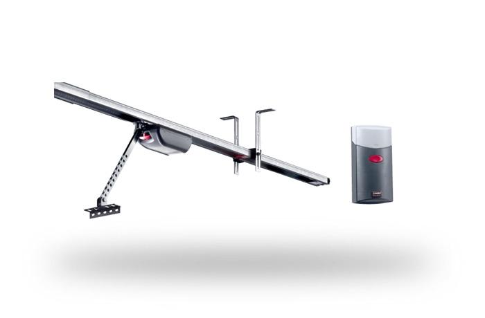 automatismes pour portes de garage duo vision. Black Bedroom Furniture Sets. Home Design Ideas