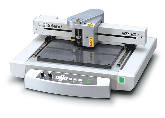 Machine De Gravure Egx 30 Pro Services Cl 233