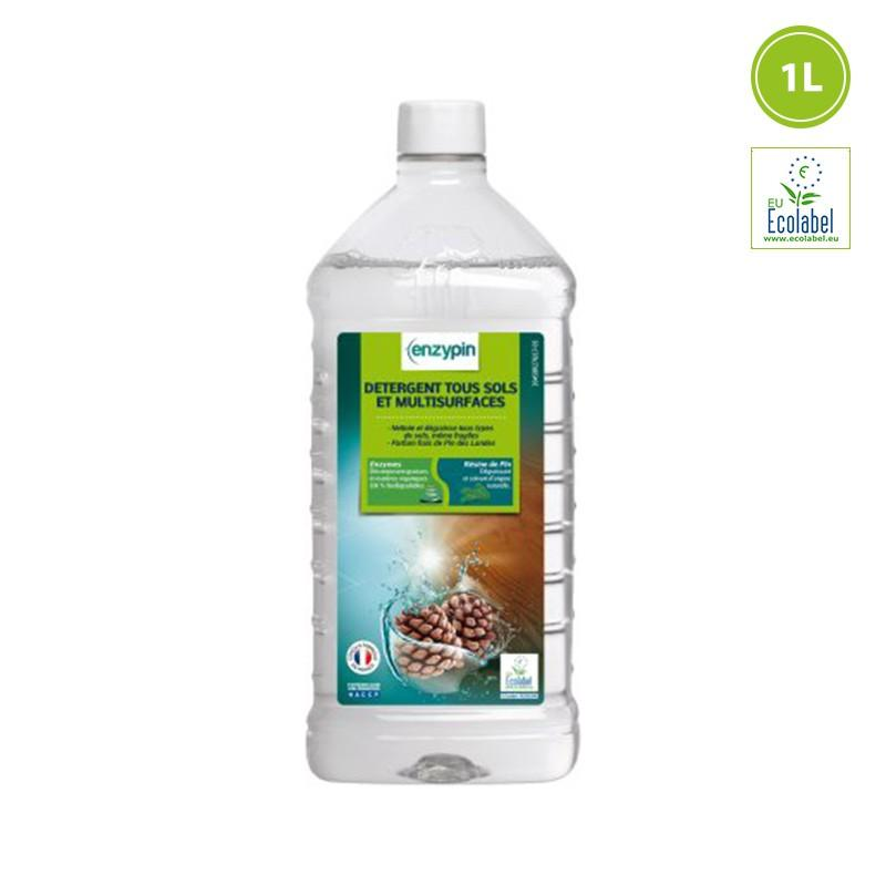 Produits désinfectants ecolabel 1 litre