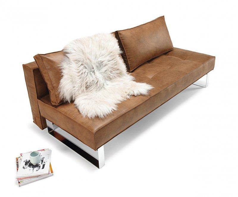 Canape lit design supreme deluxe faunal convertible 200 140cm - Canape convertible de luxe ...