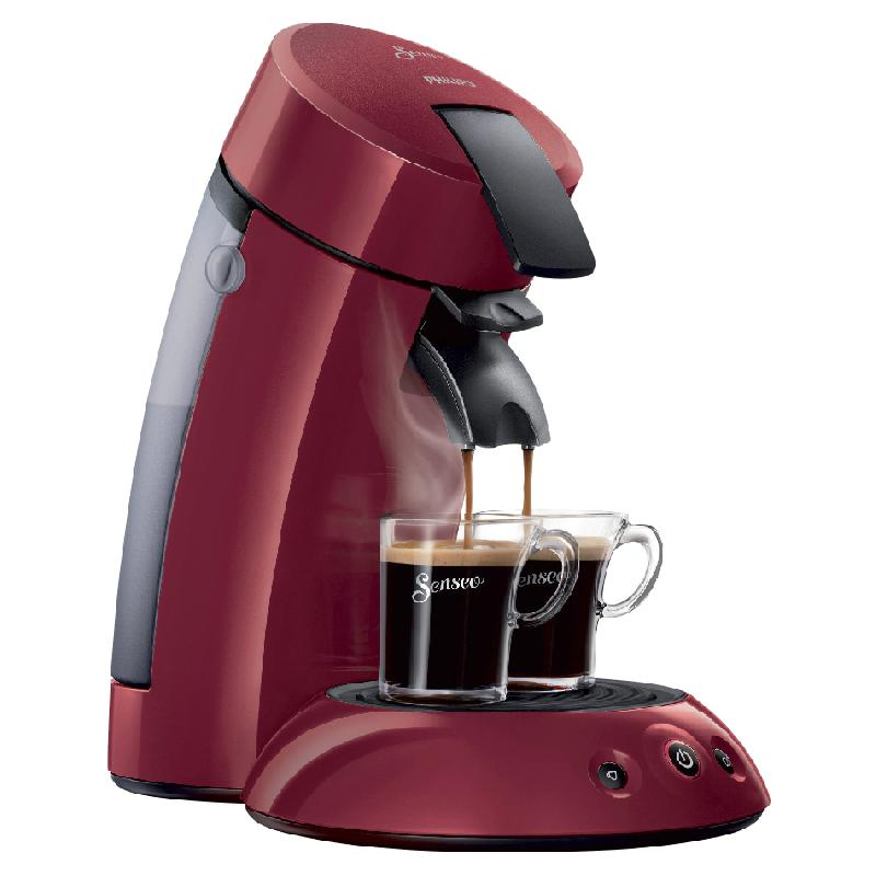 MACHINE À CAFÉ À DOSETTES PHILIPS - HD7817.91