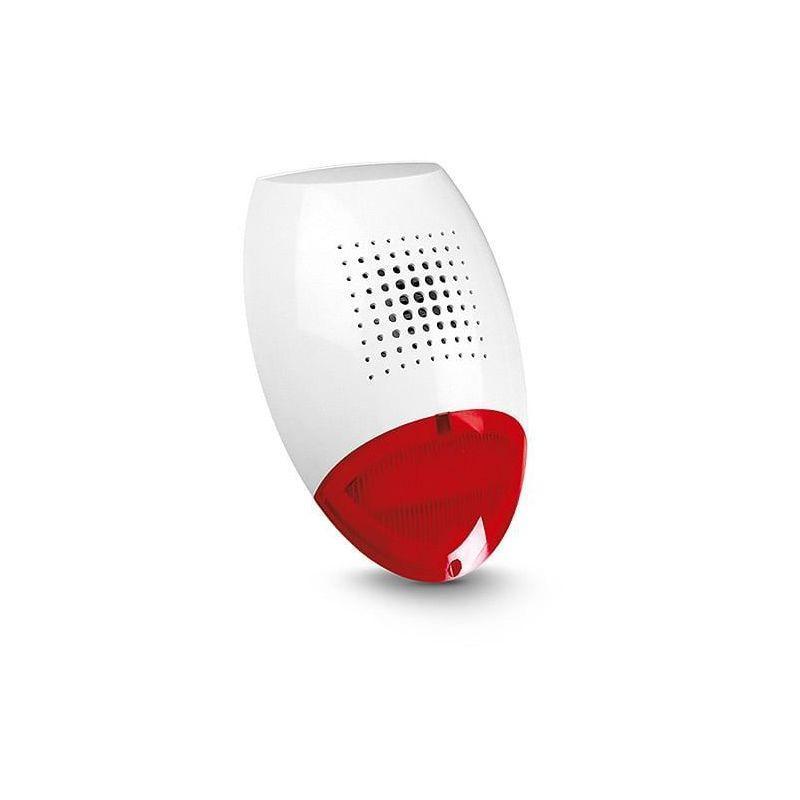 Alarmes comparez les prix pour professionnels sur for Sirene alarme exterieure filaire
