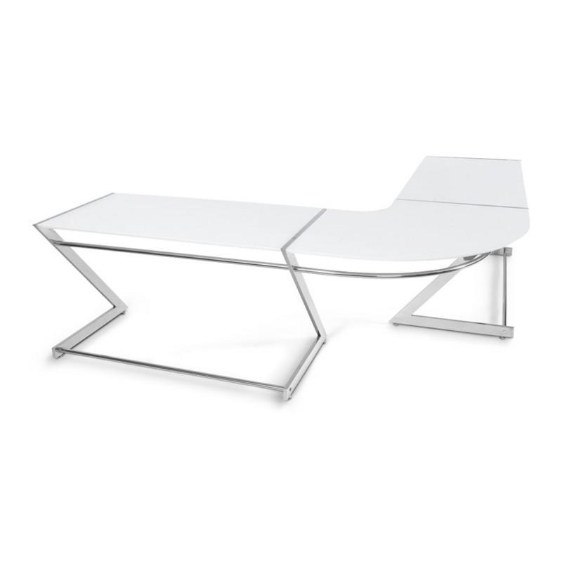bureau d 39 angle verre tous les fournisseurs de bureau d. Black Bedroom Furniture Sets. Home Design Ideas