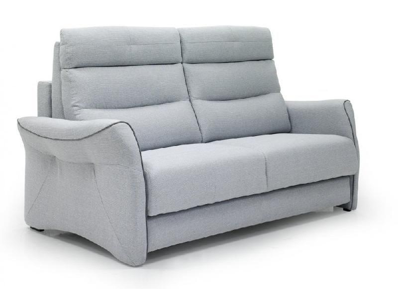 canap 3 places led convertible ouverture rapido 140 190 14cm tissu microfibre grise comparer. Black Bedroom Furniture Sets. Home Design Ideas