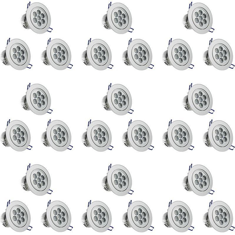 f08b13bf910a89 Spots d éclairage à led auralum - Achat   Vente de spots d éclairage ...