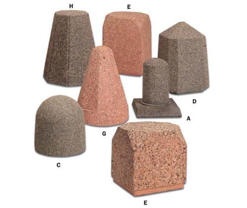 bornes en beton tous les fournisseurs borne protection. Black Bedroom Furniture Sets. Home Design Ideas