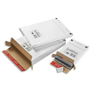 colompac boite envoi format express blanc 244x344x15 dimensions l24 4 x h34 4 x p1 5 cm. Black Bedroom Furniture Sets. Home Design Ideas