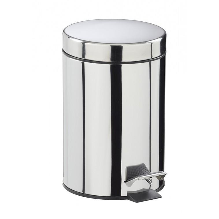 poubelle a pedale essencia 3l. Black Bedroom Furniture Sets. Home Design Ideas