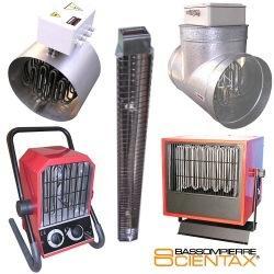 Batteries de chauffage